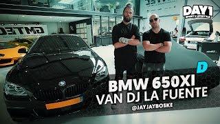 260 KMH met de BMW 650xi van DJ La Fuente || #DAY1 Afl. #10