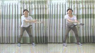 Video dạy nhảy Sexy Love_ T-ara ♥