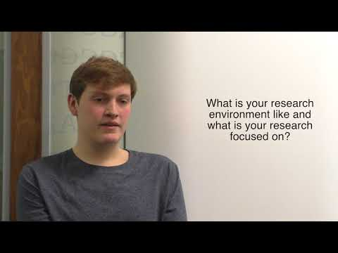 A*Star Research Attachment Programme - Student view (Ewan)
