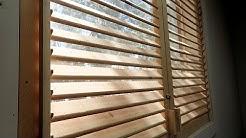 Making Wooden Blinds Final