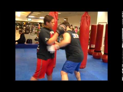 MMA Striking Boxing Muay Thai Dutch Kickboxing DVD Part 1 LEARN FREE!