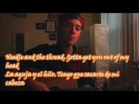 Leroy Sanchez - Stitches lyrics traducida (Shawn Mendes cover)