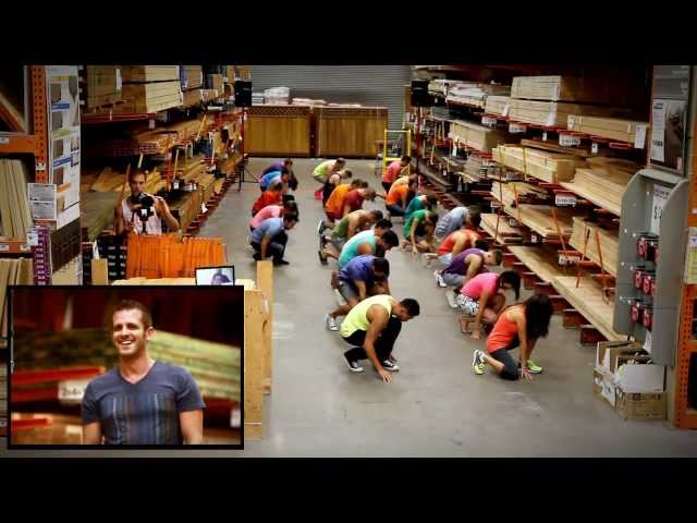 Spencer's Home Depot Marriage Proposal Travel Video