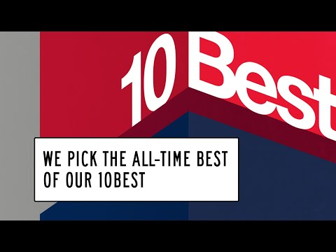 The Best of 10Best: Window Shop with Car and Driver