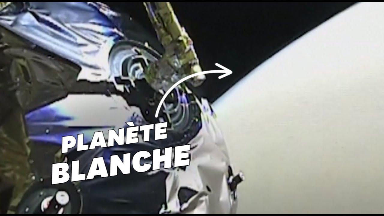 Filmées par la sonde Tianwen-1, des images inédites de la surface martienne - LeHuffPost