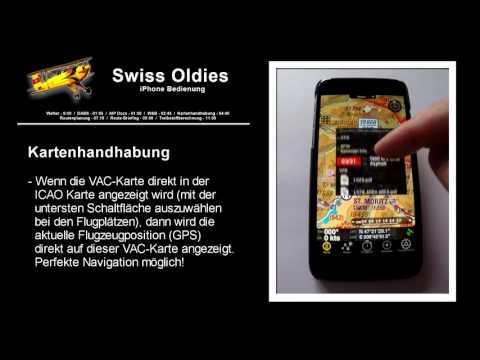 Swiss Oldies Bücker iPhone Anleitung