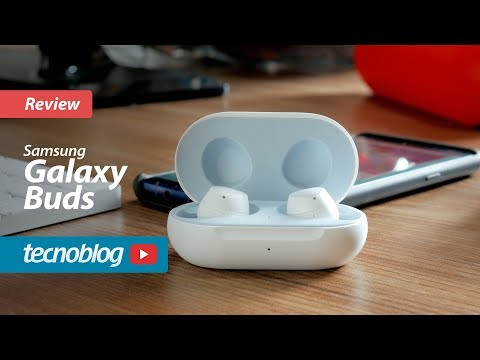 Samsung Galaxy Buds - Review Tecnoblog
