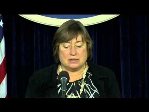Under Secretary Novelli Updates on Progress on President's Trade Agenda for 2015
