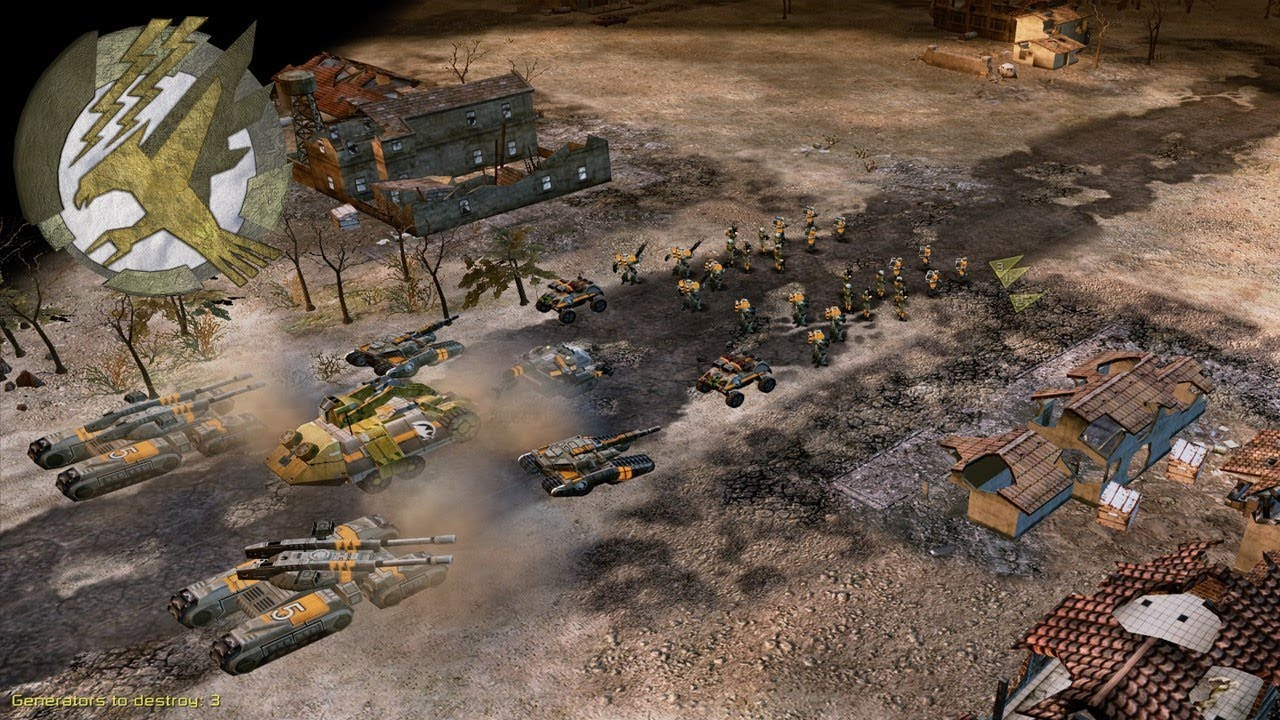 Command and conquer not working on windows 7 64-bit