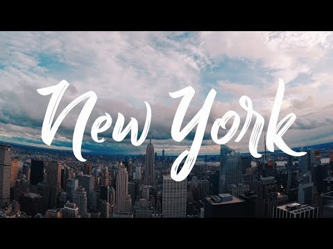 NEW YORK 2017 | Travel Video Edit