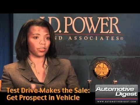 AIN JD Power and Associates Kerri Wise Interview, ...