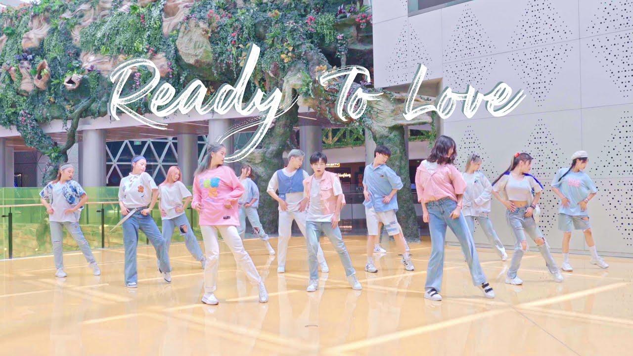 "SEVENTEEN ""Ready To Love"" Full Dance Cover (13 member ver.)"