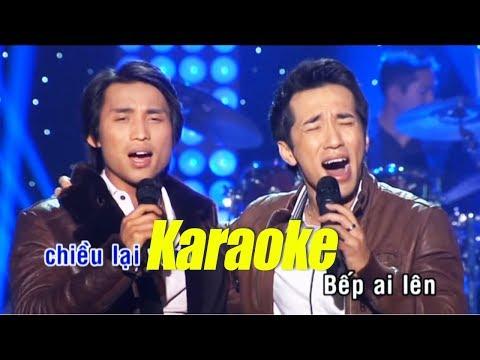 Karaoke Một Mai Giã Từ Vũ Khí - Đan Nguyên & Quốc Khanh (Beat Chuẩn)