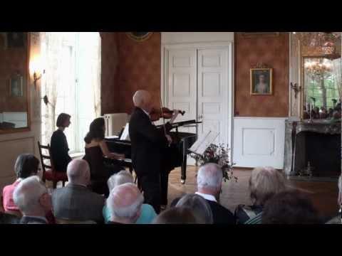 César Franck (1822-1890) - Sonate pour violon et piano en la majeur
