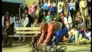 jon pall sigmarsson destroys bike