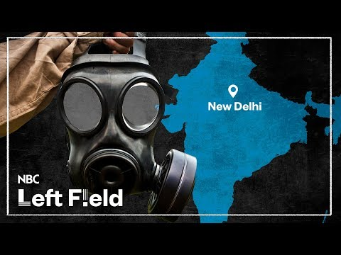 New Delhi on Brink of Becoming World's Most Polluted City | NBC Left Field