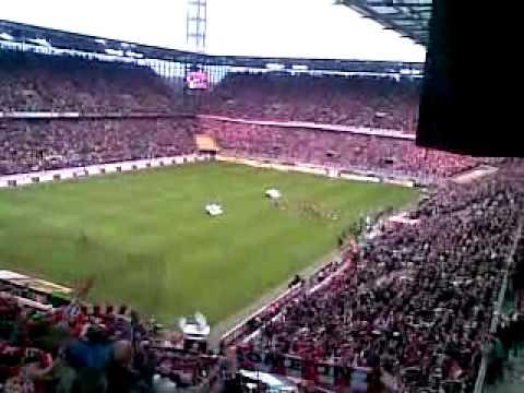 Estadio Koln Alemana