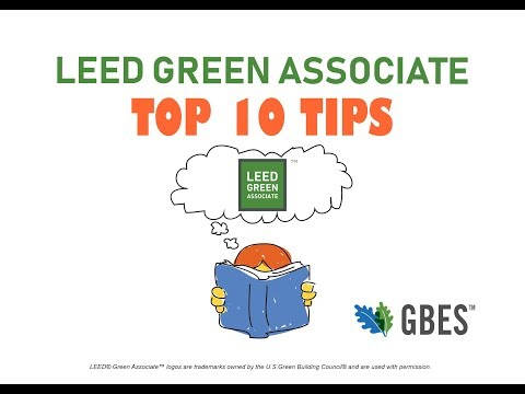 LEED Green Associate Exam Prep (Top 10 Tips - 2018)