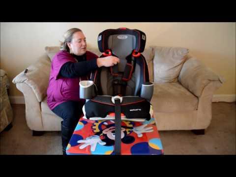 Car Seat Review Graco Nautilus 65