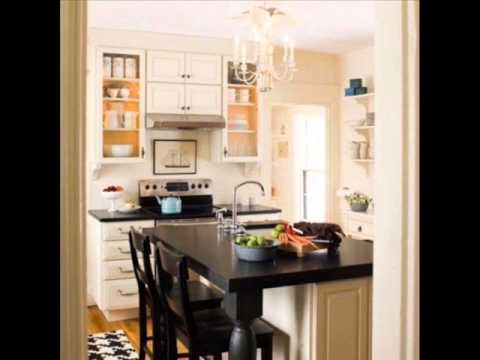 Stylish And Small Kitchen Design Ideas
