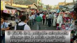 El Salvador: Balance de Seguridad Ciudadana, 2008