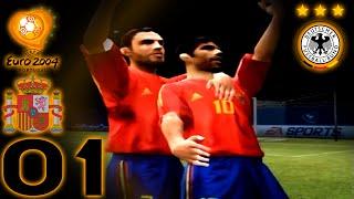 UEFA Euro 2004 Portugal - Spain - vs Germany (A) - Part 01