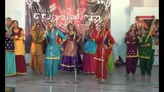 GIDHA - Punjabi University, 2012