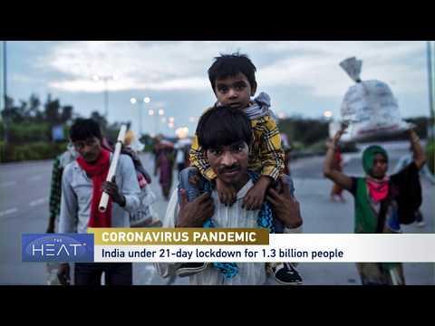The Heat: Coronavirus - India and the United States w/ Dr. Shashi Tharoor