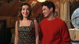 Chilling Adventures of Sabrina Pt 3: Kiernan Shipka REACTS to Sabrina & Nick's Relationship Shocker!