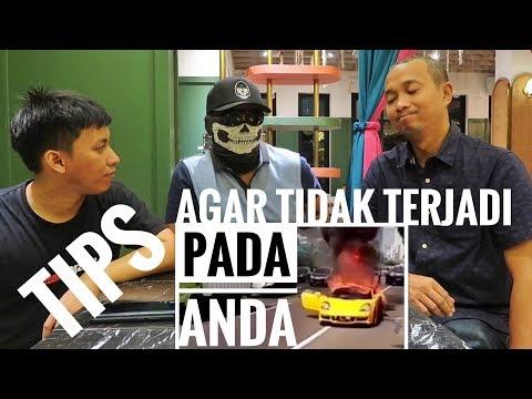 Tips dari kami, agar mobil tidak terbakar