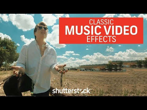 4 Iconic Music Video Effects You Need to Know