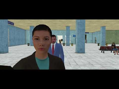 VBS AI Civilian Behaviors for Security Training