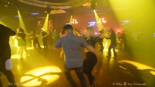 DJ EMERZIVE, ORIANA GABRIELA & VLADI Salsa Social Dance At THE SALSA ROOM