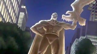 Batman vs Superman - Teaser Trailer Versión Animado Latino HD