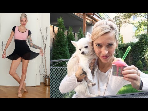 Ballet Class, Vet & What I Eat | Vegan | Vlog 12/2018