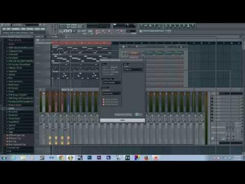 Turn Midi into Audio in FL Stuido by ItzDifferentBeatz