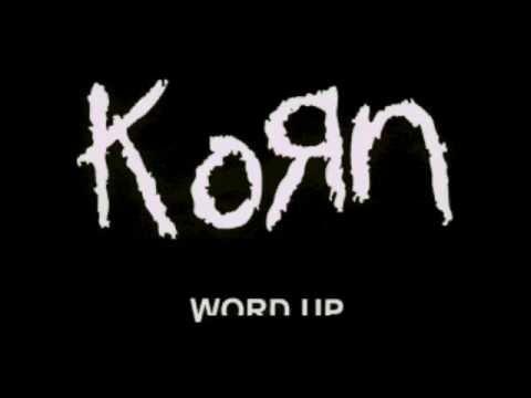 KoRn - Word Up (KARAOKE)