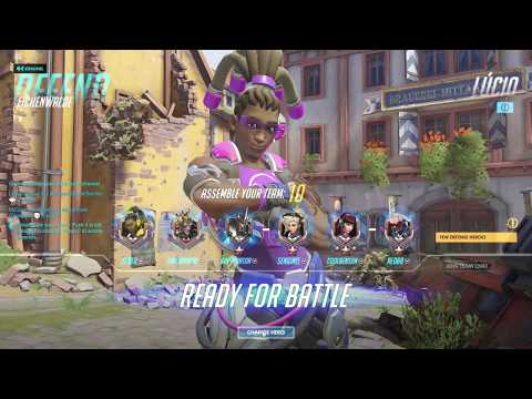Overwatch - Competitive Gameplay & Bants