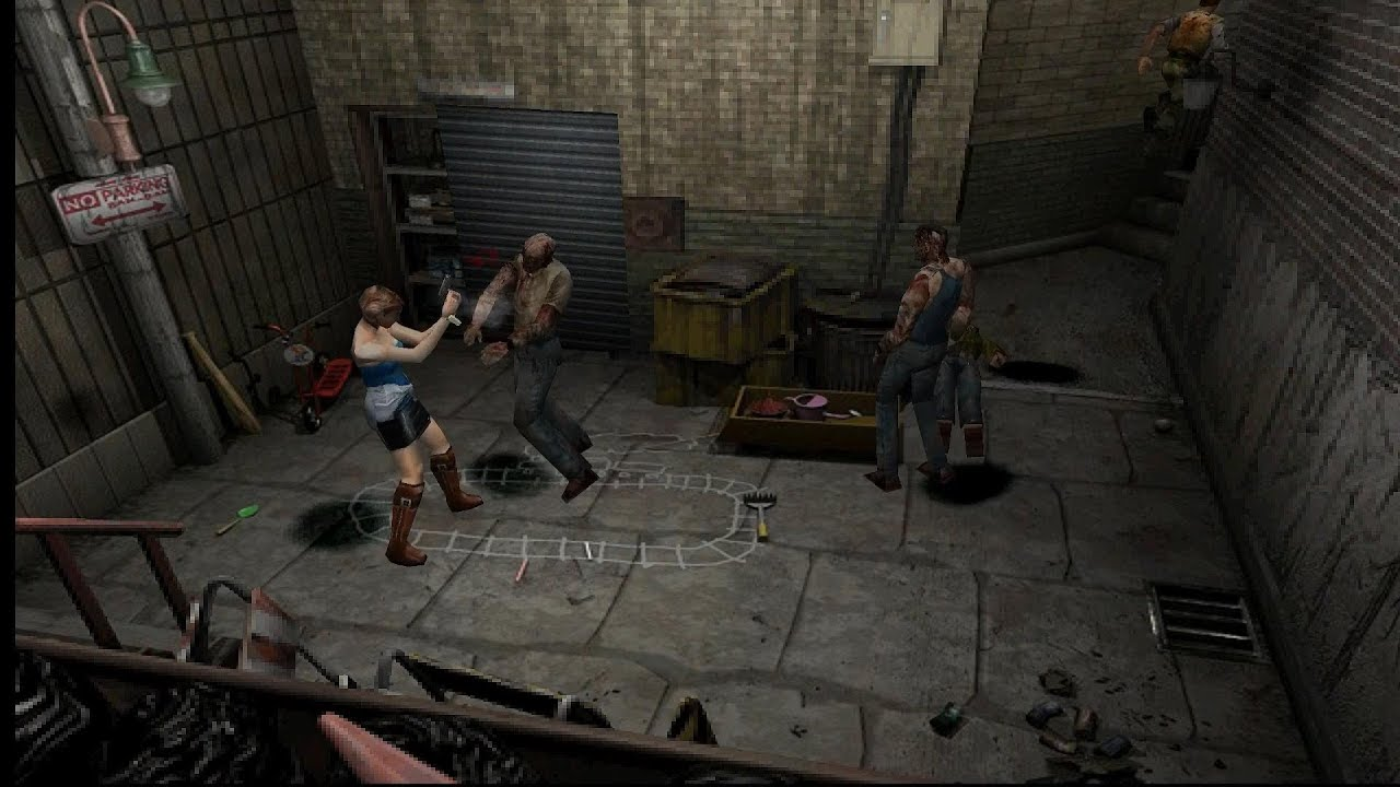 Image result for Resident Evil 3: Nemesis