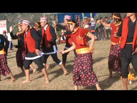 Ramechhapeli dhaacha- nepali bhaka Purba-Paschim Rail, cultural programme