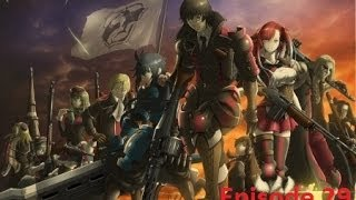 Valkyria Chronicles III Episode 29: Leon Hardins (HD,720P,with English Commentary)