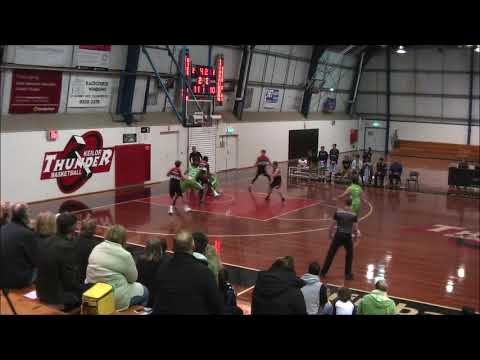 Big V Preliminary Final D1M Keilor Thunder v Warrnambool Seahawks 120817