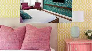 design wallpaper untuk bilik tidur