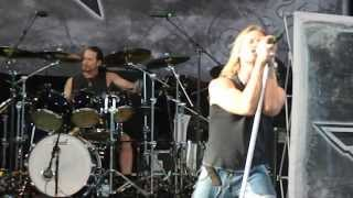 "Warrant ""DRFSR"" at Freedom Hill on 8-3-2013"