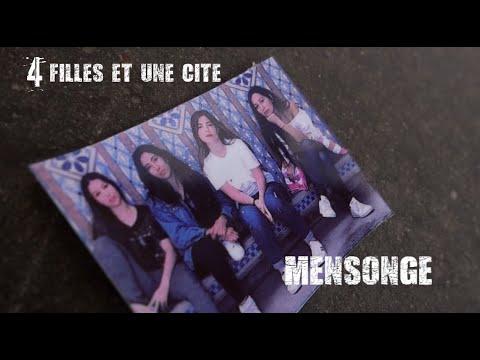 """4 Filles Et Une Cité - Épisode 3 """"MENSONGE"""""""