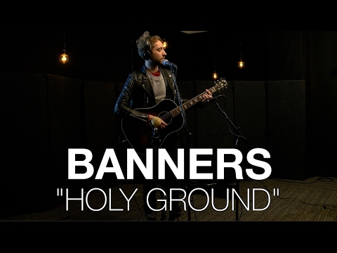 """BANNERS - """"Holy Ground""""   WCPO Lounge Acts"""