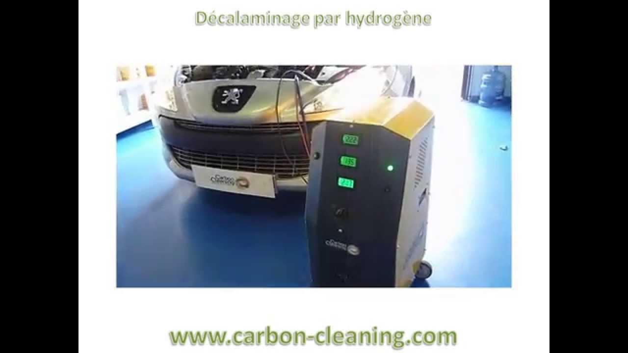 Décalaminage Moteur : peugeot 308 1L6 hdi - Systeme antipollution  défaillant - Carbon Cleaning