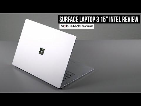 Microsoft Surface Laptop 3 15\