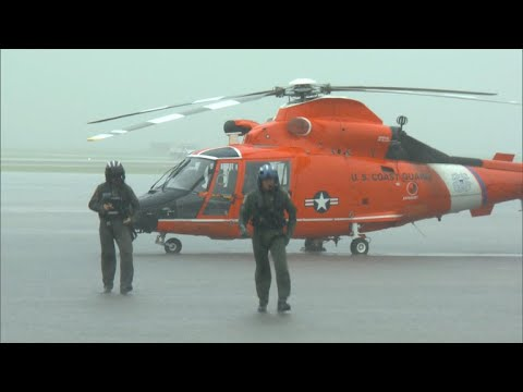 Inside the Coast Guard's efforts to rescue Harvey victims