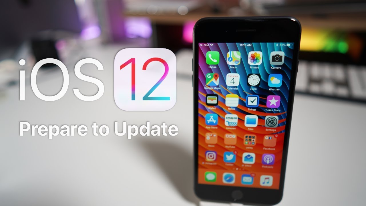 iphone 12 update